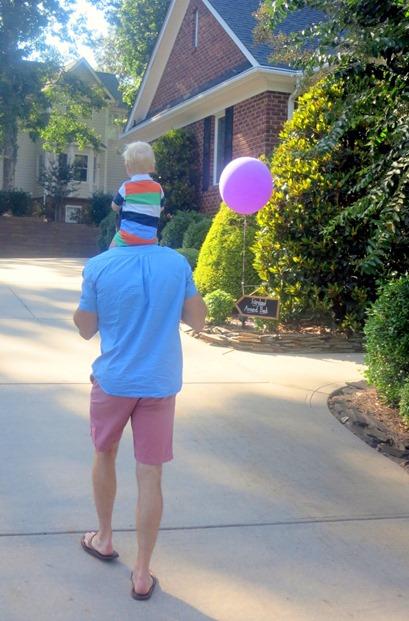 Ryan Chase Walking