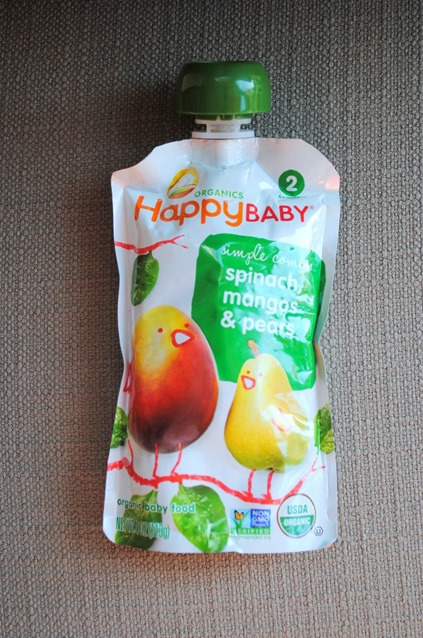 best baby food pouch