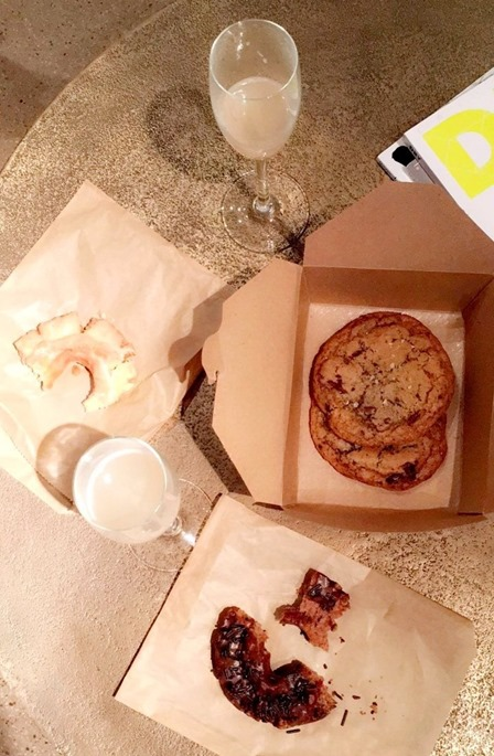 3 arts cafe cookies