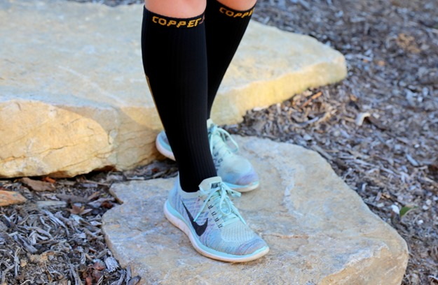 Compression Socks Copper Joint