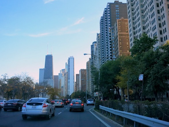 Lake Shore Drive Chicago