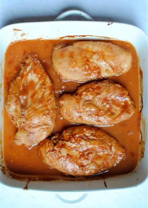 Easy Baked Chicken Recipe