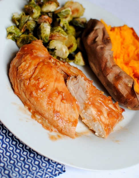 Easy Baked Chicken (simple marinade the whole family will love)