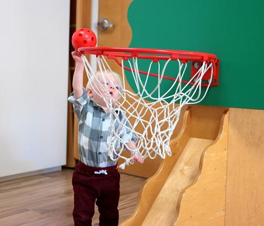 Toddler Basketball