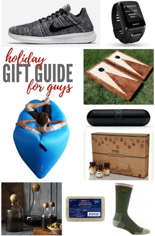 Ultimate List of Gift Ideas for Men