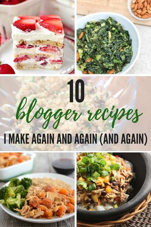 10 best blogger recipes i make again and again 10 blogger recipes i make again and again forumfinder Gallery