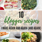 10 Best Blogger Recipes