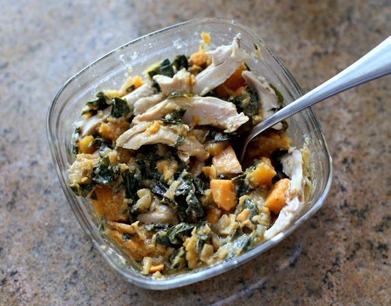 Blue Apron Sweet Potato Curry