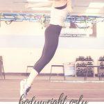 Bodyweight Tabata Workout