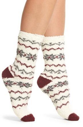 Plush SOcks