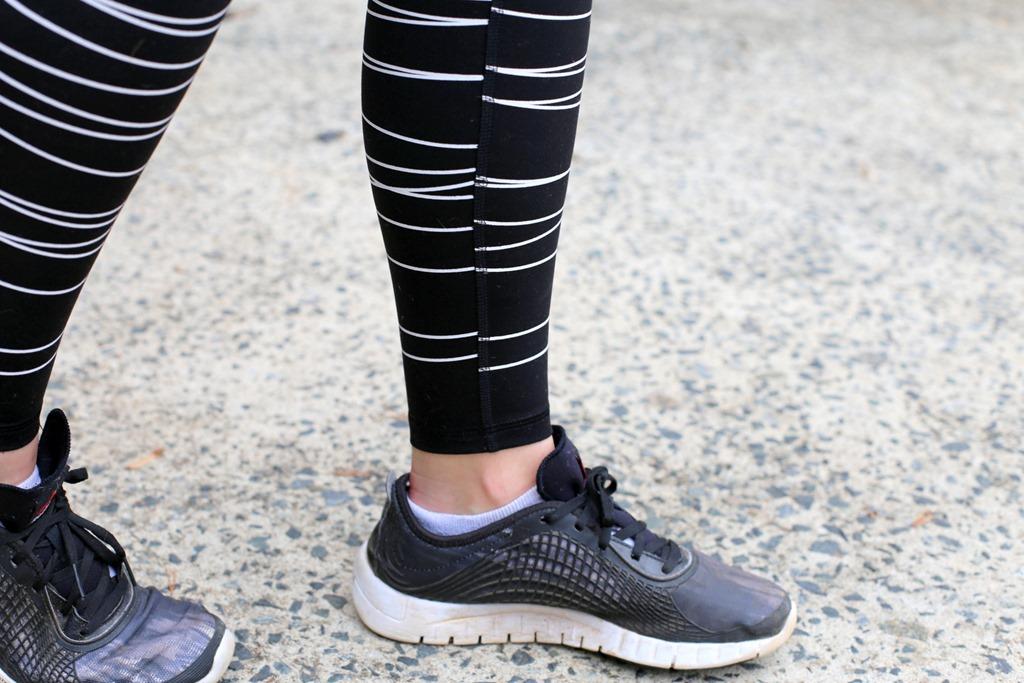 60 45 30 Leg Burner Workout - Peanut Butter Fingers