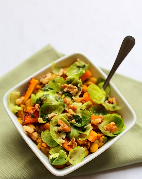 Vegetarian Butternut Squash Stew