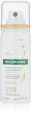 dry shampoo klorane