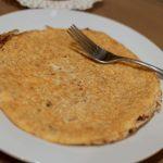 egg white protein pancake