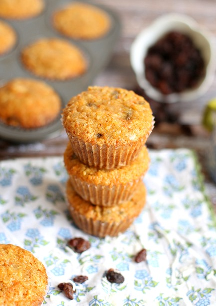 Best Ever Morning Glory Muffins Recipe