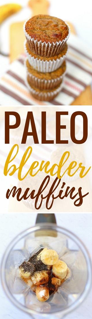 Paleo Blender Muffins