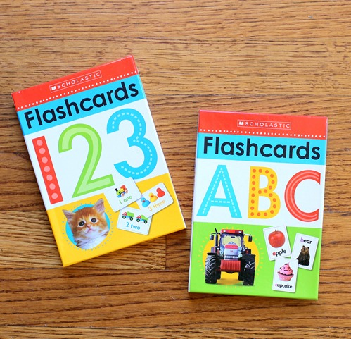 Toddler Flashcards
