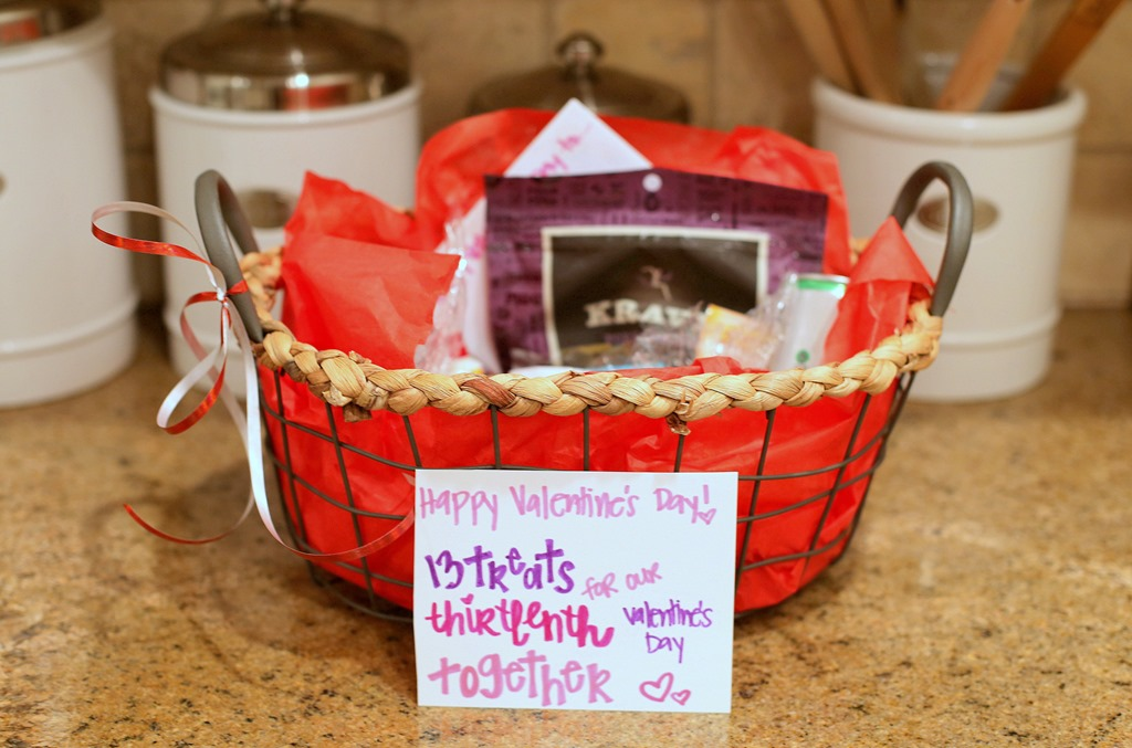 Valentines Day Gift Basket For Husband Jpg Peanut Butter Fingers