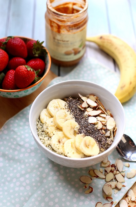 Vegan Protein Overnight Oats