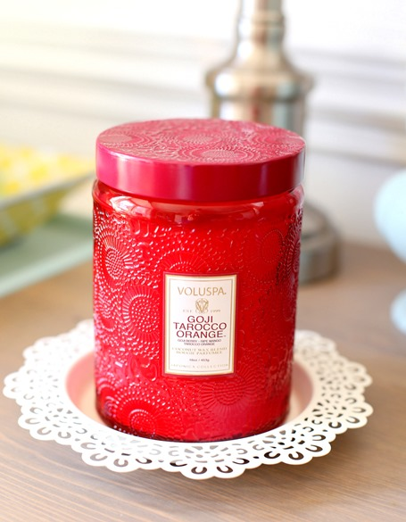 Voluspa Goji Orange Candle