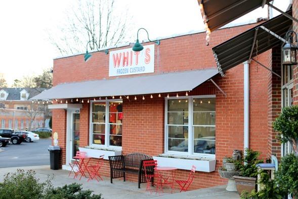 Whit's Davidson