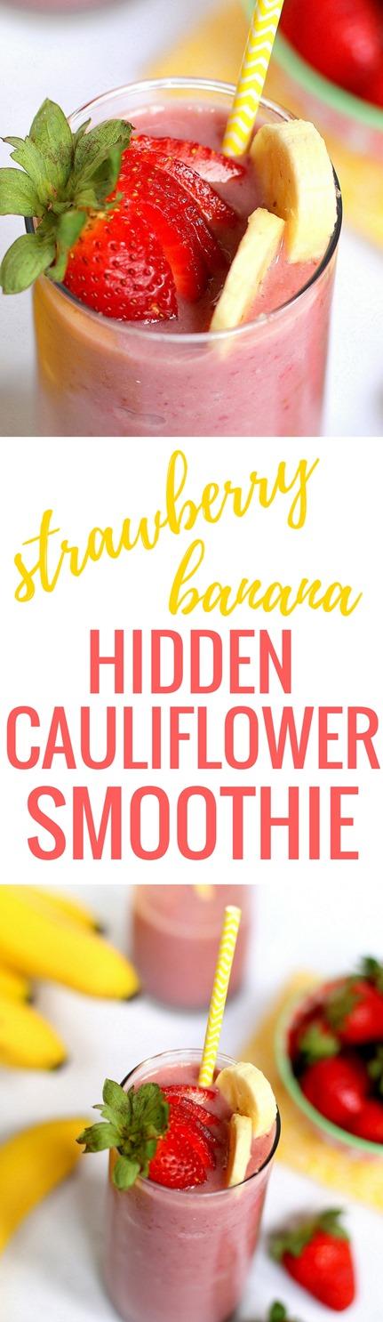 Hidden Cauliflower Smoothie