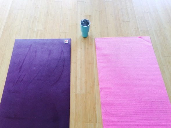 His and Hers Yoga