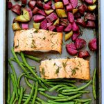 Sheet Pan Paleo Salmon