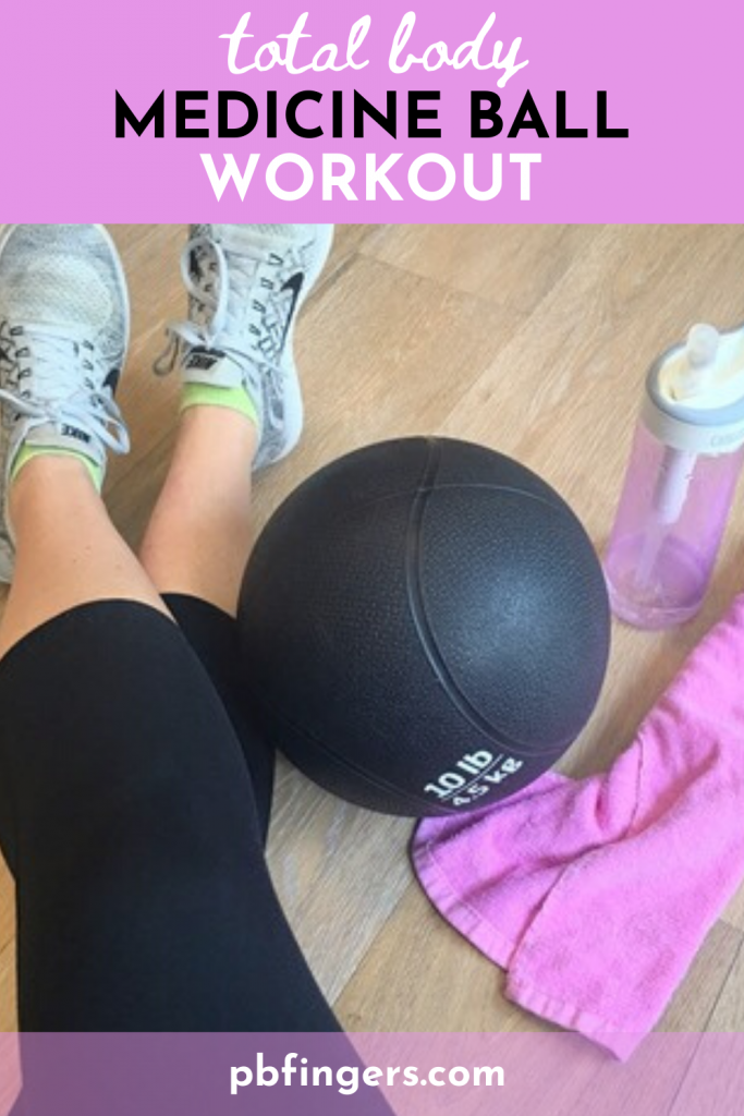 Total Body Medicine Ball Workout