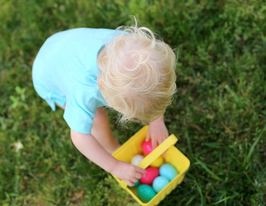 Egg Hunt Toddler