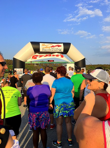 First Flight 5K Course Outer Banks