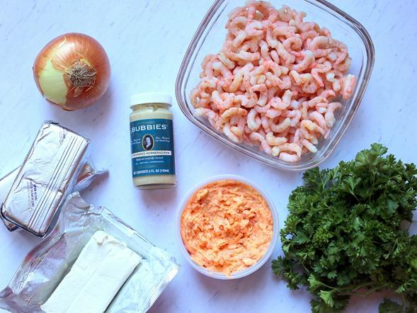 Shrimp Dip Ingredients