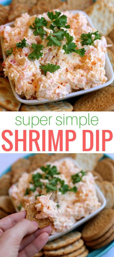 Simple Shrimp Dip Recipe