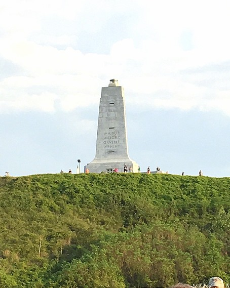 Wright Brothers Memorial OBX