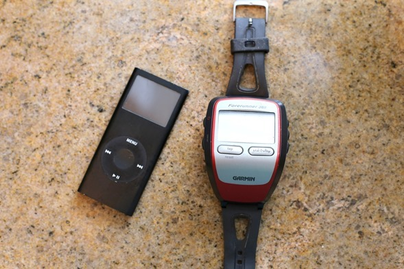 iPod Garmin