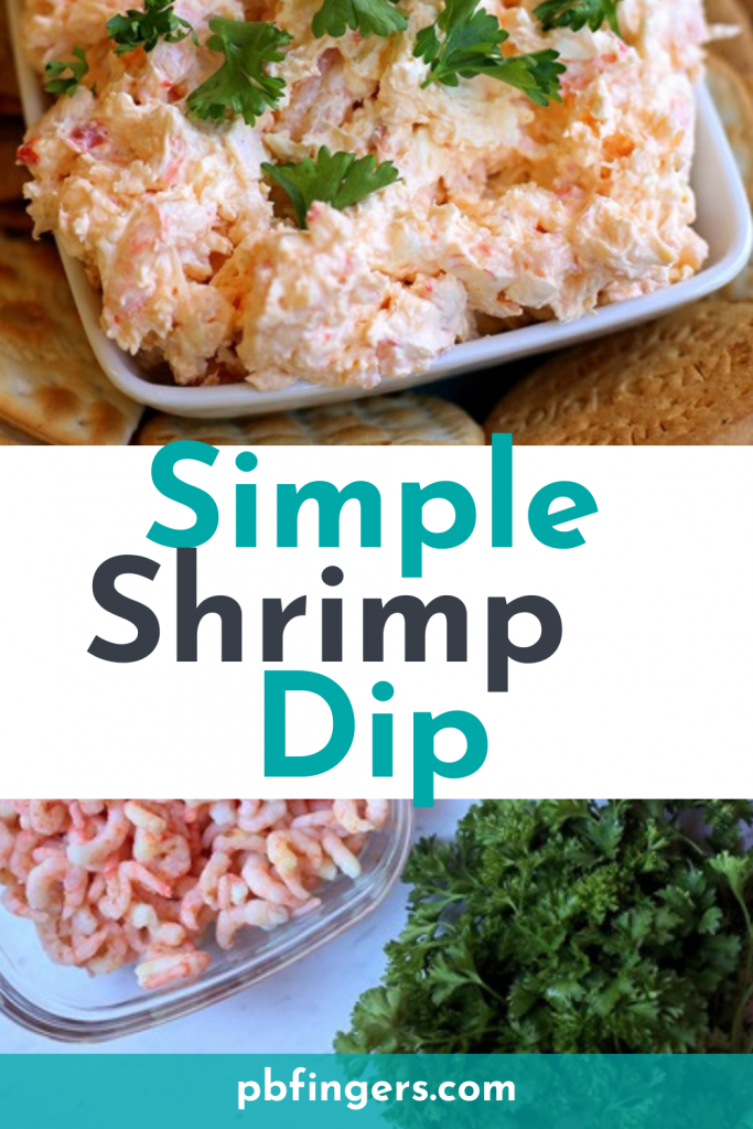 Simple Shrimp Dip