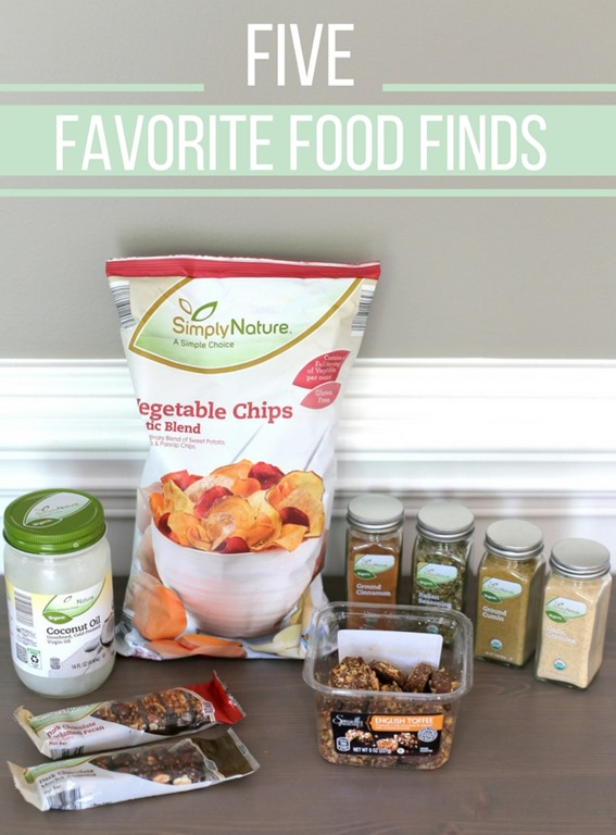 Five Favorite Food Finds - Peanut Butter Fingers