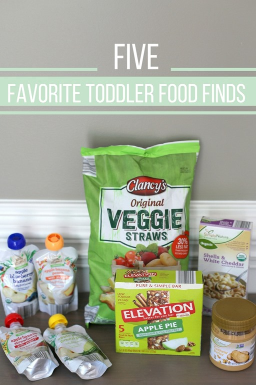 Toddler Favorites from ALDI + A Giveaway - Peanut Butter Fingers