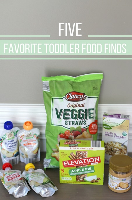 5 Favorite Toddler Foods from ALDI