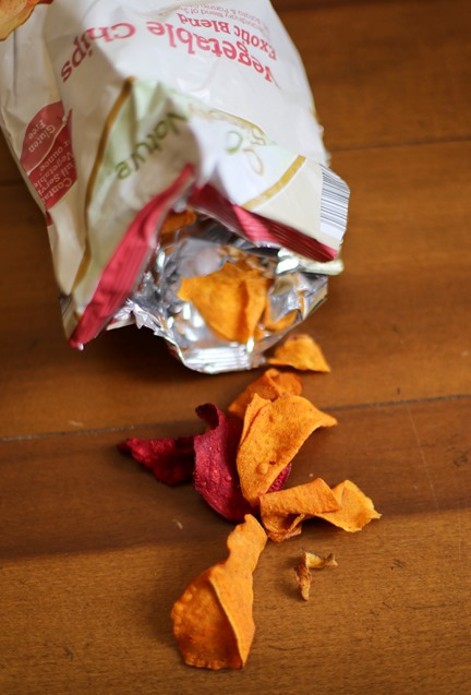 ALDI Veggie Chips