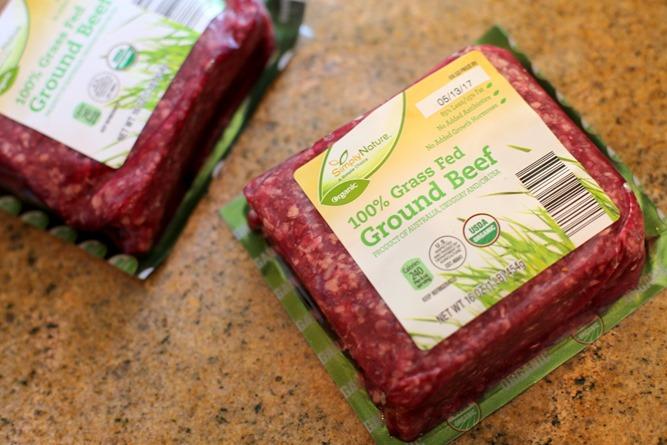 ALDI Grassfed Beef