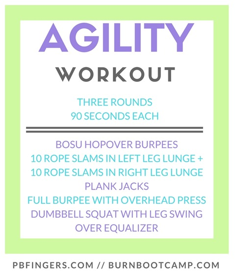 Agility Workout