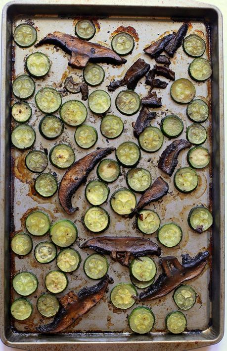 Easy Marinated Roasted Vegetables