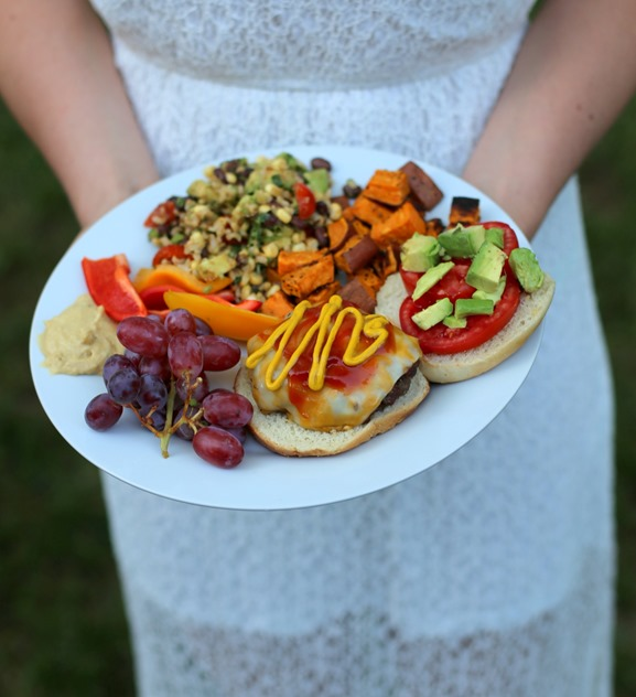 Healthy Cookout Recipes