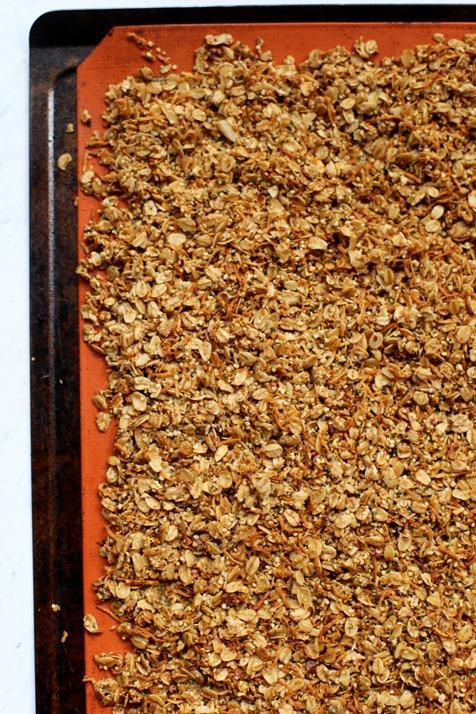 Hemp Seed Granola