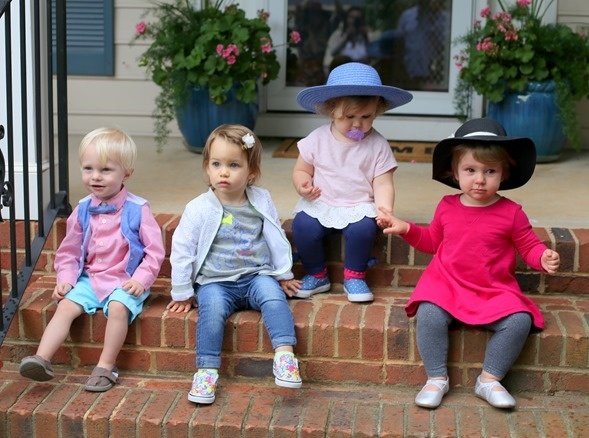 Kentucky Derby Toddlers