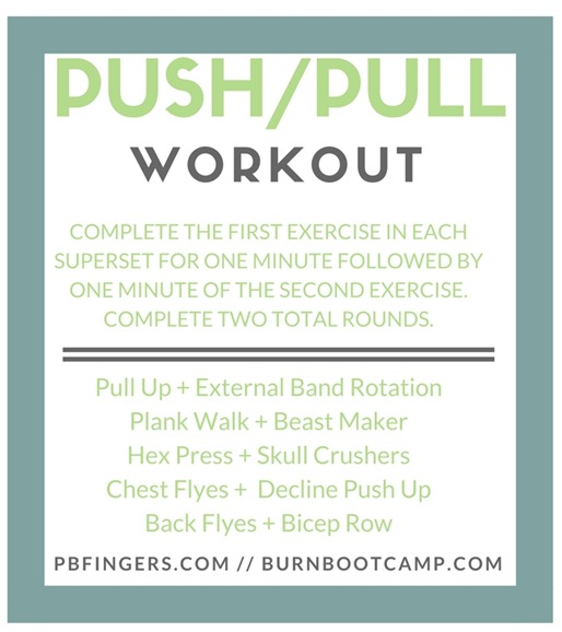 Push Pull Workout (2)