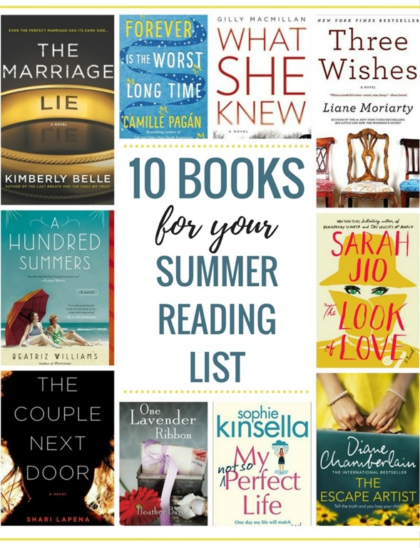 10 books to read this summer fandeluxe Images