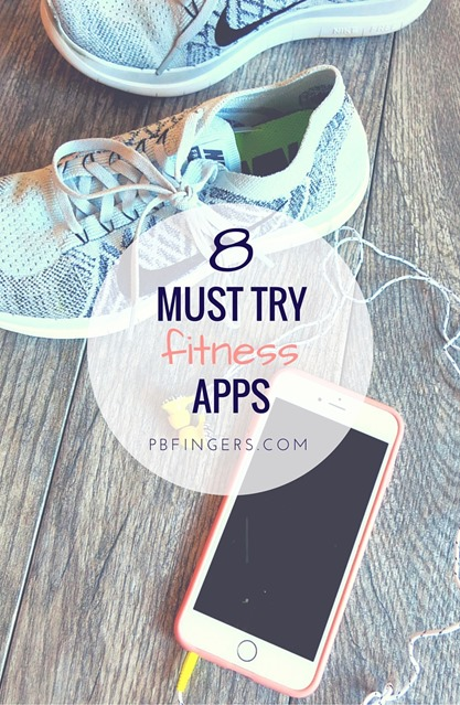 8 Must Try Fitness Apps