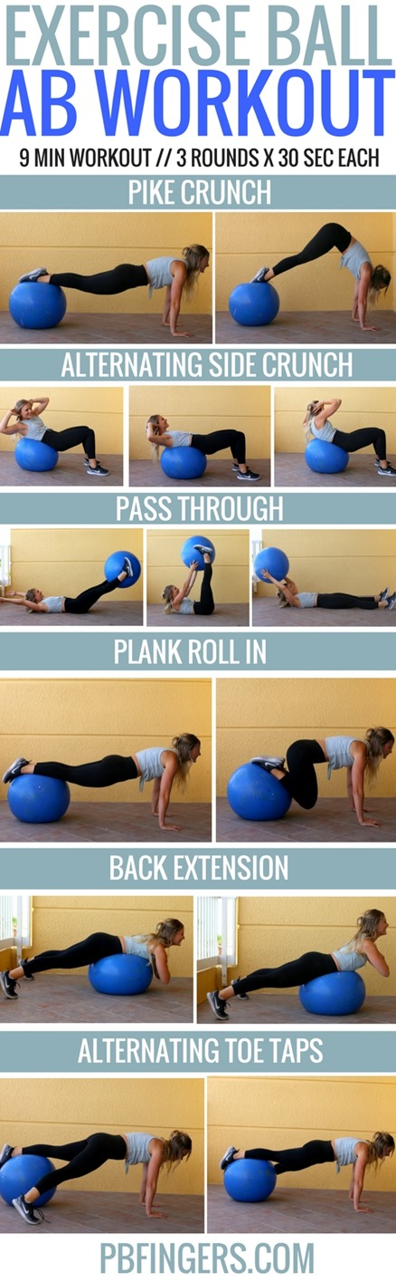 Quick Yoga Workout for Abs pictures